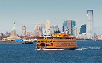 מעבורת סטטן איילנד - Staten Island Ferry