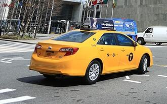 מוניות בניו יורק - New York Taxi