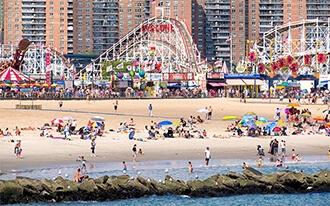 הלונה פארק של קוני איילנד - Coney Island Luna Park