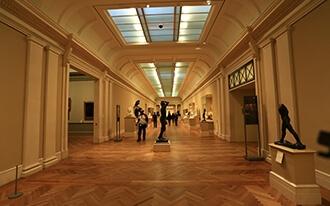 גלריות בניו יורק