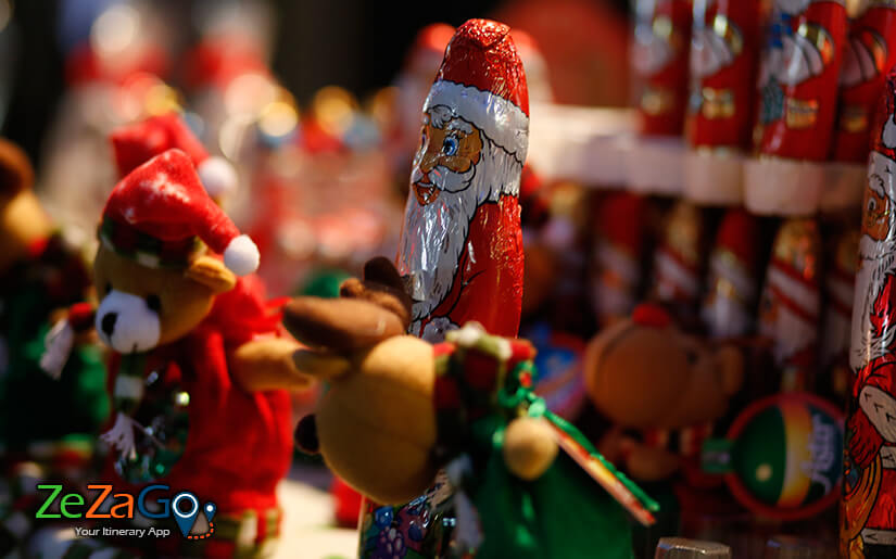 פסטיבל חג המולד בניו יורק