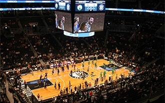 כדורסל בניו יורק - Basketball in New York