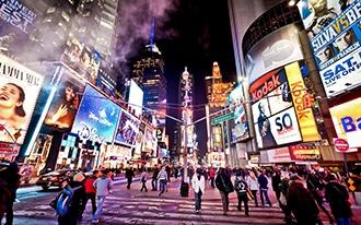 חיי לילה בניו יורק