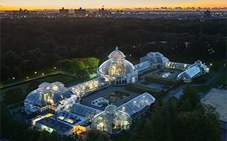 הגנים הבוטניים של ניו יורק - New York Botanical Garden