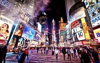 כיכרות בניו יורק