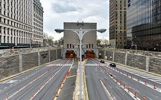 מנהרת ברוקלין בטרי - Brooklyn Battery Tunnel