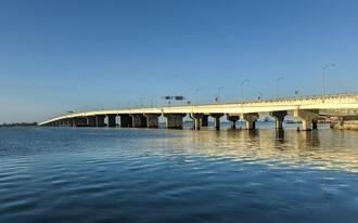 גשר ברונקס וייטסטון - Bronx Whitestone Bridge