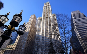בניין וולוורת' - Woolworth Building